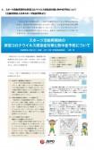 コロナ対策熱中症予防について